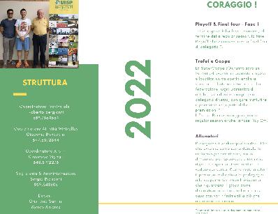 Indizione Campionati 2022 - Online